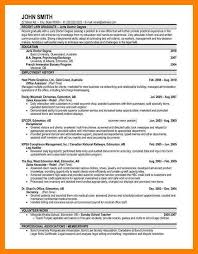 Resume Template Libreoffice Resume Templates Latex