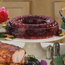 cranberry jello mold recipe taste of home