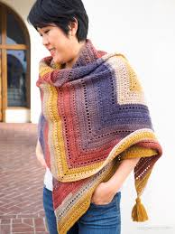crochet wrap the adirondack wrap crochet pattern one dog woof