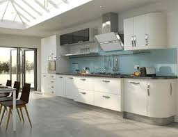 white gloss kitchen cabinets ebay uk replacement cabinet doors