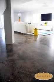 How To Finish Basement Floor - finishing a basement on a budget