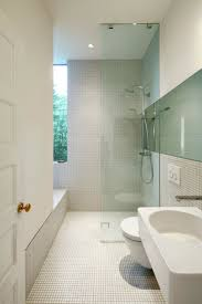 bathroom ideas tile small wall shower designs bathrooms with white bathtub surround at cream marble wall panel with glass f photos hgtv modern bathroom small