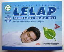 Obat Tidur Herbal kenali obat anda lelap soho moko apt