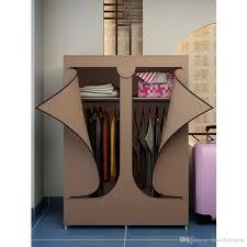 shelving 53 portable closet storage organizer wardrobe clothes