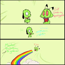 Invader Zim Memes - invader zim grab my meme by invaderkitandwolf on deviantart