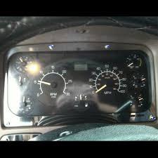 Kenworth T700 Interior Kenworth T2000 Speedometer Tach Gauge Cluster Dash Trim