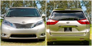 toyota 2015 2015 toyota sienna the swagger wagon 2015 toyota models