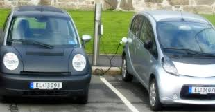 electric cars charging electric cars are only as green as their power grid
