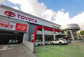 toyota dealer services facilities toyota cubao the dealer of choice