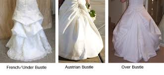 wedding dress bustle gown trains bustles and the back design elanna wedding lounge