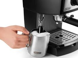 manual espresso machine cappuccino maker bar ec155m de u0027longhi ca