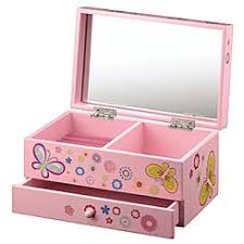 childrens jewelry box children s jewelry boxes jewelry boxes sears