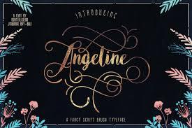 angeline vintage font 1001 free fonts