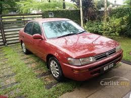 toyota corolla sedan 1993 toyota corolla 1993 seg 1 6 in selangor manual sedan maroon for rm