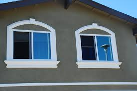 foam exterior trim precast trim moulding sill arches lighthouse