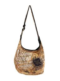 Harry Potter Map Amazon Com Harry Potter Solemnly Swear Marauder U0027s Map Hobo Bag Shoes