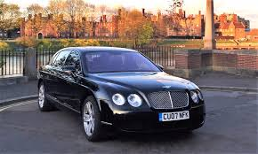 bentley continental flying spur black used bentley flying spur saloon black 6 0 saloon hampton court
