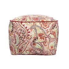 hampton bay paisley outdoor cushions patio furniture the