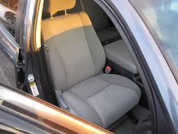 2008 toyota tundra seat covers 2008 toyota tundra sr5 trd road cab 4x4 stock 15021
