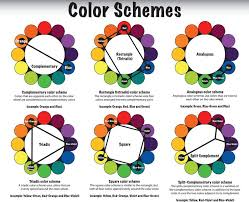 331 best ellesheart art color wheels images on pinterest