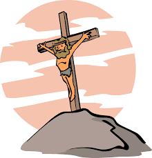 jesus easter clipart clipartix