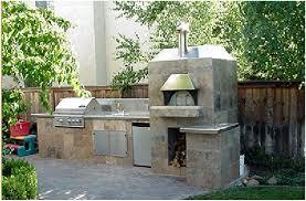 backyards superb forno bello series backyard brick oven 43 ideas