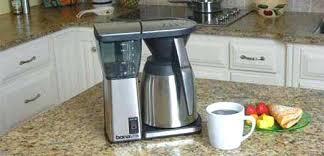 Elegant Bonavita 8 Cup Coffee Maker With Thermal Carafe F