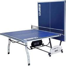 black friday ping pong table deals amazon com espn tennis table ping pong game room 4 piece toys games