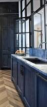 cabinet beautiful navy blue kitchen with oak cabinets remarkable
