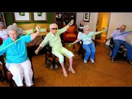 Chair Resistance Band Exercises Senior Elastic Band Class Ptsue Com For Seniors Youtube