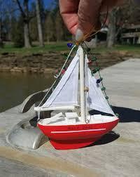 the greystone store sailboat ornament