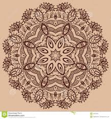 floral paisley design stock vector illustration of edge 34676891