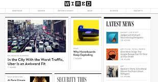 design magazine online online magazine design exles for ui inspiration