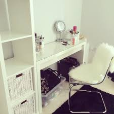 Vanity Table Chair Inspiration Ikea Malm Dressing Table Nouvelle Daily Ikea Malm
