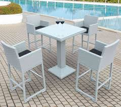 Bar Height Patio Table And Chairs Furniture Outdoor Bar Furniture Sale Outdoor Furniture Bar