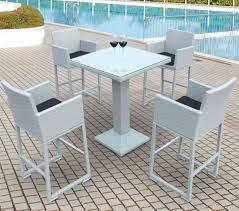 Patio Chairs Bar Height Furniture Bar Height Patio Set Bar Height Patio Table Outdoor