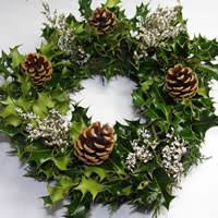 wreaths wholesale supplier of freshly made spruce and