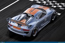 porsche 918 racing ausmotive com detroit 2011 porsche 918 rsr