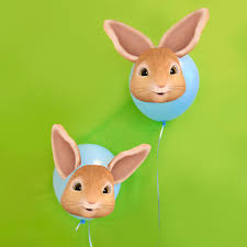 peter rabbit birthday balloons nickelodeon parents