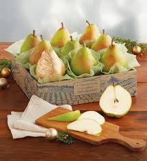 gourmet pears the favorite royal riviera pears fruit delivery harry david