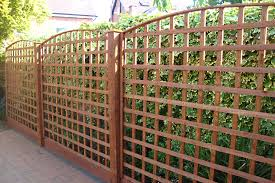 Arch Trellis Fence Panels Products Fencing Manufacturer