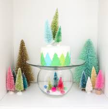 Halloween Cake Plate Stand by Diy Snow Globe Cake Plate Eighteen25