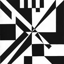 arch 2d black and white design by just a runner on deviantart