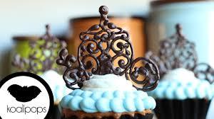 cinderella cupcakes cinderella carriage cupcakes how to