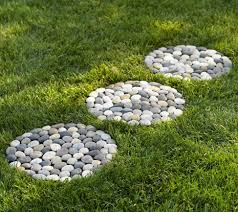 Lowes Pebble Rocks by Ideas Enticing Cheap Lowes Stepping Stones For Outdoor Exterior