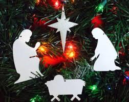nativity felt ornament felt nativity set