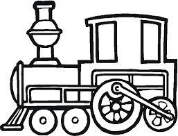 easy train coloring pages kids coloringstar