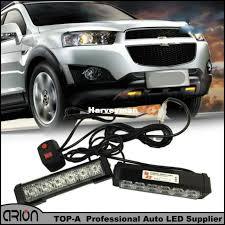 use of amber lights on vehicles 36w 2x6 led police strobe lights vehicle work light bar car warning