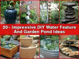 garden design garden design with impressive diy water feature