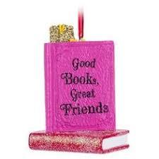 book club ornament book clubs ornament and books